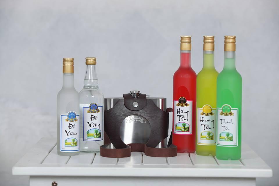 Rượu đế Hòa Long - một trong những đặc sản Vũng Tàu